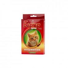 Барьер ошейник ЦВЕТНОЙ для кошек Продукт