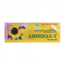 Амипол-Т 10 полосок из шпона