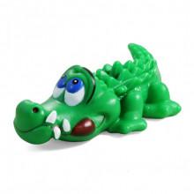 Игрушка для собак Крокодил 14 см латекс 77003