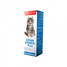 Стоп-Стресс для кошек 30 мл Api-San Россия