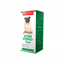 Стоп-Стресс для собак 50 мл Api-San Россия