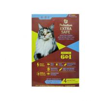 Палладиум капли Extra Safe аналог Золотая защита  для котов от 4 до 8 кг от блох..