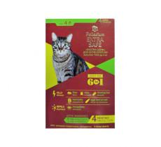 Палладиум капли Extra Safe аналог Золотая защита  для котов до 4  кг от блох и г..