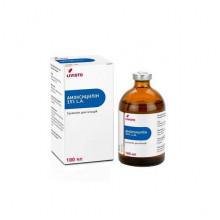 Амоксицилин 15% 100 мл пролонгированный INVESA - ИНЪЕКЦИОННЫЕ