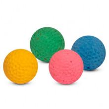 Игрушка для кошек Мяч зефирный для гольфа одноцветный D 450 мм BALL03N