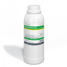 Гепакарнитол 1 л БТЛ комплекс витаминов - ГЕПАТОПРОТЕКТОРЫ