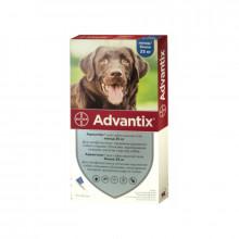 Адвантикс №4 от 25 кг капли противопаразитарные для собак Bayer - ИНСЕКТОАКАРИЦИДНЫЕ КАПЛИ