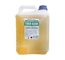 Дезсредство спиртовое ТЕПОЛ-ALCOXI 5 л