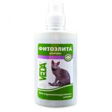 Шампунь Фитоэлита для короткошерстных кошек 220 мл Веда - ШАМПУНИ