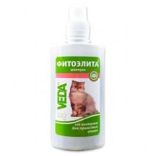 Шампунь Фитоэлита для пушистых кошек от колтунов 220 мл Веда - ШАМПУНИ