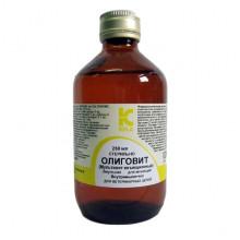 Олиговит 250 мл витамины и микроэлементы Kela