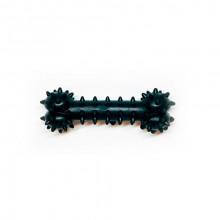 Игрушка для собак Косточка черная с запахом ванили 8 см FOX TF-001