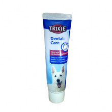 Зубная паста со вкусом мяса 100 г TRIXIE 2545