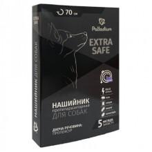 Ошейник Палладиум Extra Safe для собак инсектоакарицидного действия фиолетовый 70 см