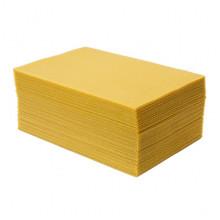 Вощина 1 упаковка 5 кг для рамок Дадан и Рута
