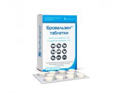 Бровальзен 7,5% №30 таблетки антигельминтные Бровафарма