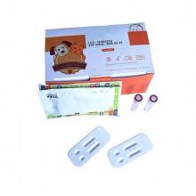 Экспресс-тест Инфекционный перитонит (FIPv Ab)  ZRBIO