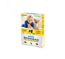 Супериум Спиносад таблетка от эктопаразитов для котов и собак 1,3-2,5 кг SUPERIUM Spinosad