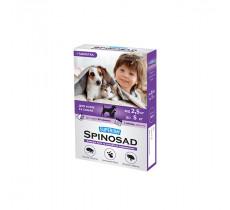 Супериум Спиносад таблетка от эктопаразитов для котов и собак 2,5-5 кг SUPERIUM Spinosad
