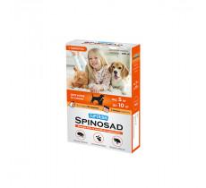 Супериум Спиносад таблетка от эктопаразитов для котов и собак 5-10 кг SUPERIUM Spinosad