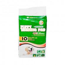 Пеленки HUSHPET гигиенические для животных 6-слойная 60*90 см 10 шт в уп PAD690
