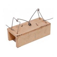 Мышеловка домик деревянная