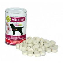 Vitomax 75 таблеток противовоспалительный комплекс для суставов собак с глюкозамином и хондроитином