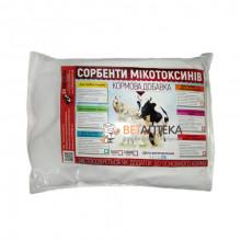 СОРБЕНТ МИКОТОКСИНОВ ЖЕЛТЫЙ 0,5 кг для грубых кормов УКРВЕТБИОФАРМ