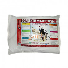 СОРБЕНТ МИКОТОКСИНОВ ЗЕЛЕНЫЙ 0,5 кг для зерновых кормов УКРВЕТБИОФАРМ