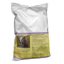 ЛАКТОФИТ Т сухое молоко 10% лактозы 1 кг Астарта УКРВЕТБИОФАРМ