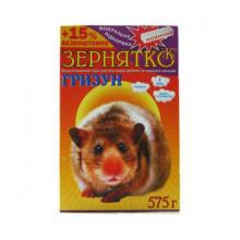 Корм для грызунов Зернятко Грызун 550 г УП 12 Яш-866