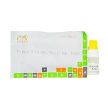 Экспресс-тест Вирус иммунодефицита + лейкемия котов  FIV Ab/FeLV Ag, ZRBIO