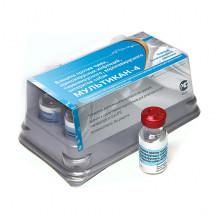 Вакцина Мультикан-4 1 доза ООО
