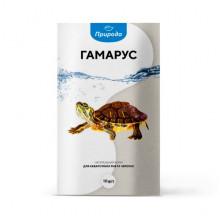 Корм для  рыб Гаммарус 10 г  Природа - ДЛЯ РЫБ