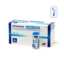 Вакцина Ла Сота Ньюкасла ХИПРАВИАР CLON H120 живая 2500 доз для птиц Hipra - ВАКЦИНЫ ДЛЯ ПТИЦ