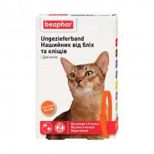 Бефар 35 см ошейник от блох клещей для кошек оранжевый Вeaphar - ИНСЕКТОАКАРИЦИДНЫЕ ОШЕЙНИКИ