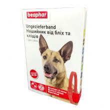 Бефар 65 см ошейник от блох клещей для собак красный Вeaphar - ИНСЕКТОАКАРИЦИДНЫЕ ОШЕЙНИКИ