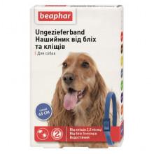 Бефар 65 см ошейник от блох клещей для собак синий Вeaphar - ИНСЕКТОАКАРИЦИДНЫЕ ОШЕЙНИКИ
