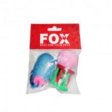 Набор игрушек для кошек FOX XW4793