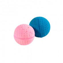 Игрушка для кошек Мяч зефирный для гольфа одноцветный 4,5 см FOX BALL03