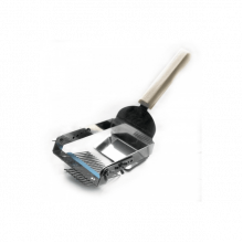 Вилка для распечатывания сот с регулируемым зазором игл нержавеющая сталь 603
