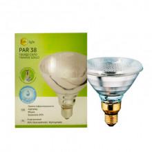 Лампа ИК 175 W 240 V  Ziling PAR38 пресованое стекло белая Китай - ЛАМПЫ, СВЕТИЛЬНИКИ