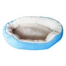 Мягкое место для животных круглое синее 19-89-91 L