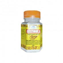 АХАТИНКА белково-калью подкормка для сухопутных улиток 100 г
