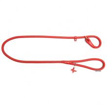 Поводок-удавка Collar GLAMOUR круглая ширина10 мм длина 135 см красная - ОШЕЙНИКИ, АМУНИЦИЯ