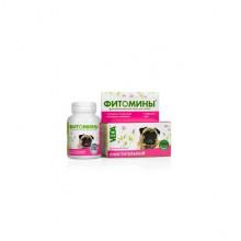 Фитомины с очистительным фитокомплексом для собак №100 Веда