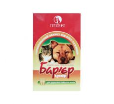 Барьер супер №2 капли от блох и клещей для кошек и собак Продукт