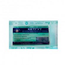 Кетгут стерил 150см EP6-USP2 №6  Пакет Биополимер   8118