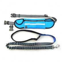 Поводок-сумка для собак FREE HANDS 2.5*140-185 синяя