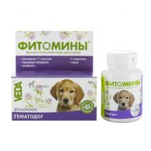 Фитомины Гематодог № 100 для собак Веда - ФитоМИНЫ,ФитоЭЛИТА